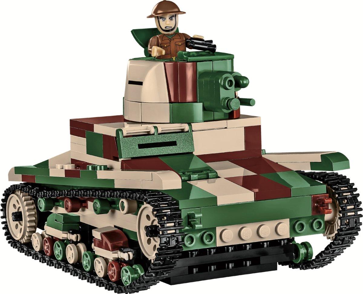 COBI Vickers Tank Set (2520) Warbricks USA