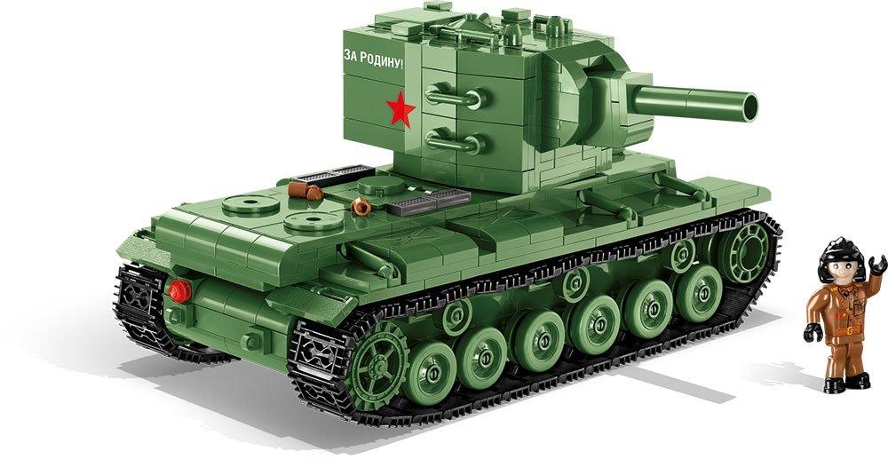 COBI WOT KV-2 Set (3039) USA