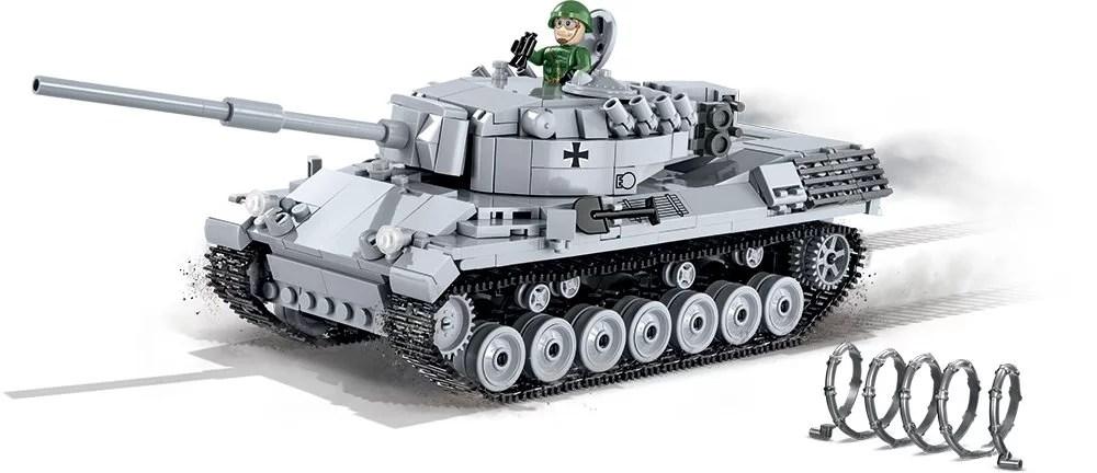 COBI WOT Leopard Set (3037) review