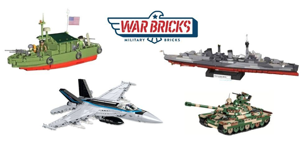 New Cobi Sets Announced and Top Gun is H O T!