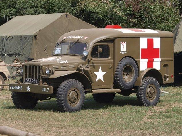 COBI Dodge WC54 Ambulance