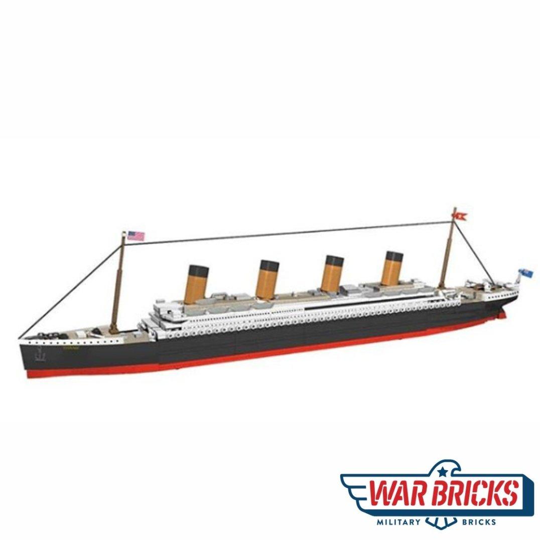 COBI RMS Titanic Set (2021)
