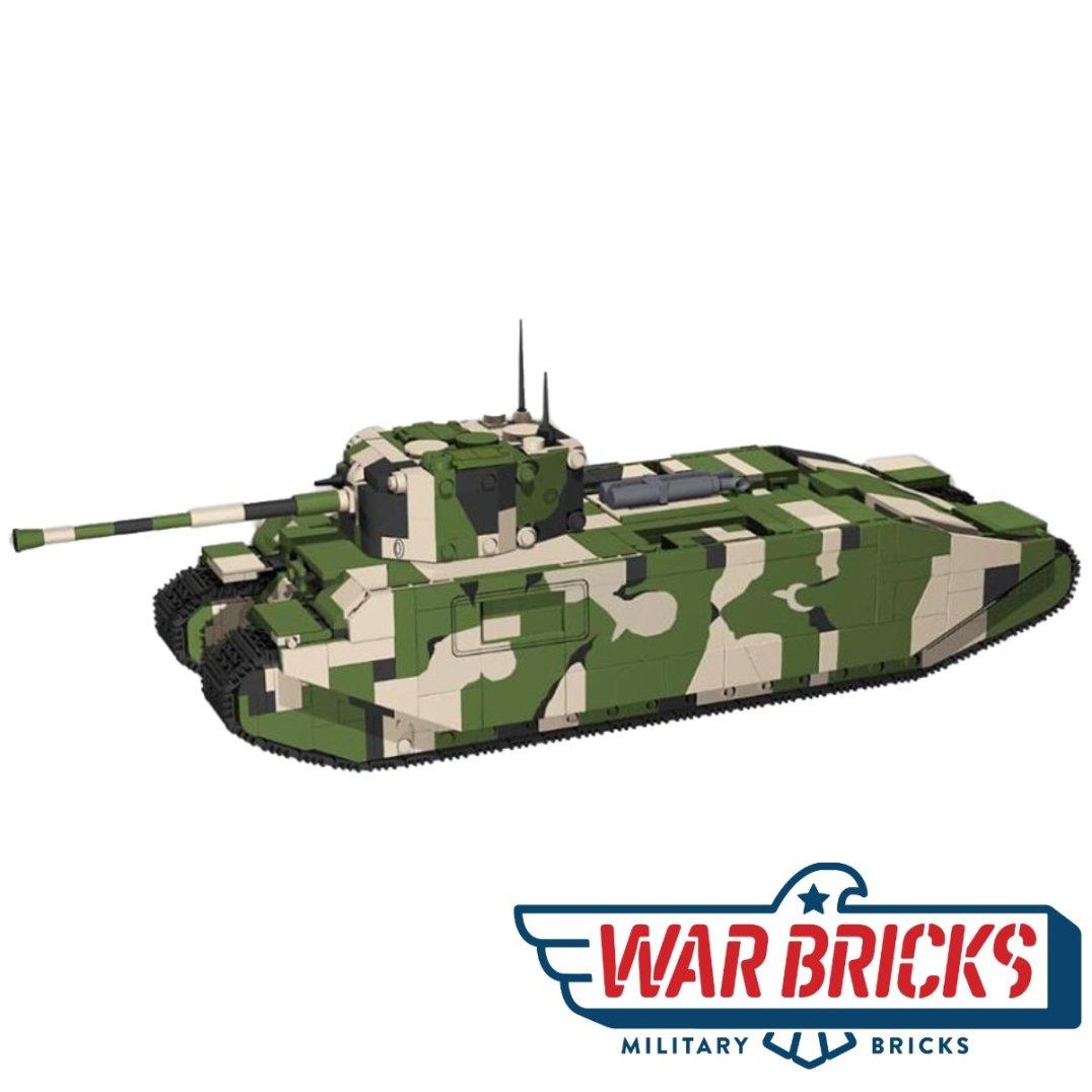 COBI TOG II Heavy Tank
