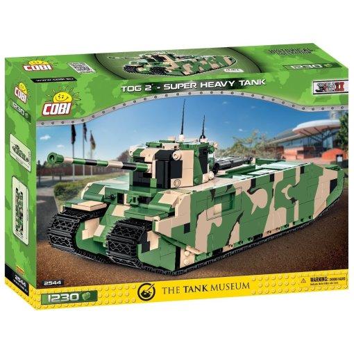 COBI TOG II Heavy Tank (2544)