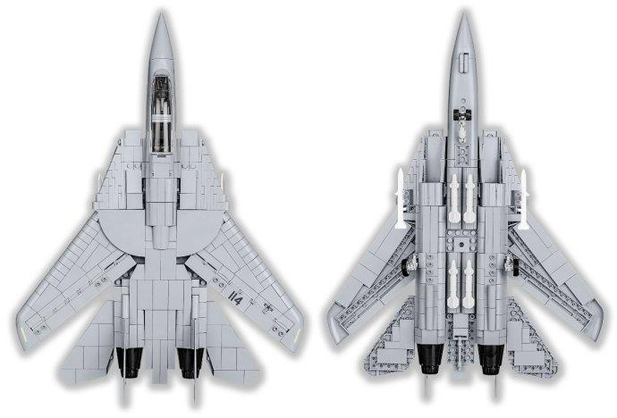COBI Top Gun F-14 Tomcat Scale