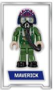 COBI Top Gun F-14 Tomcat Set (5811) Maverick