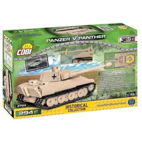 The COBI 148 Panzer V Panther (2704) USA