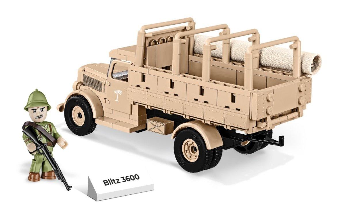 COBI Opel Blitz 3600 Set (2254) Amazon