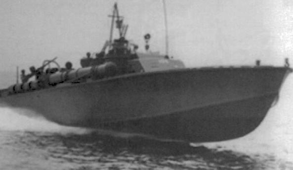 COBI PT-109 Torpedo Boat Hostory