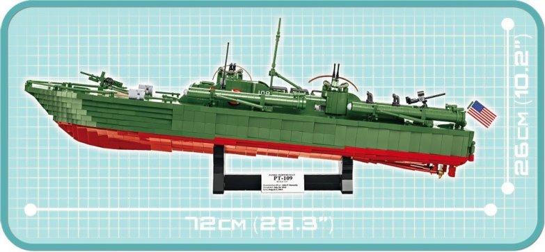COBI PT109 size