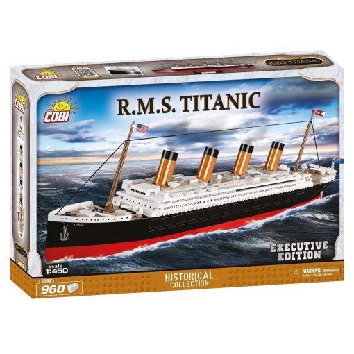 COBI Titanic Executive Edition Set (1928)