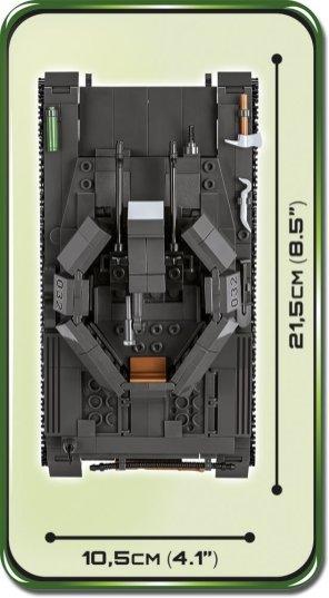 COBI FLAKPANZER IV WIRBELWIND SET (2548) size 2