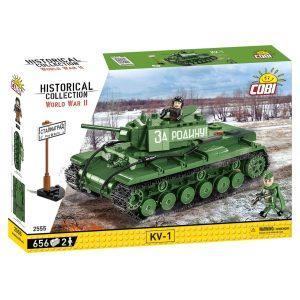 COBI KV-1 Set (2555)
