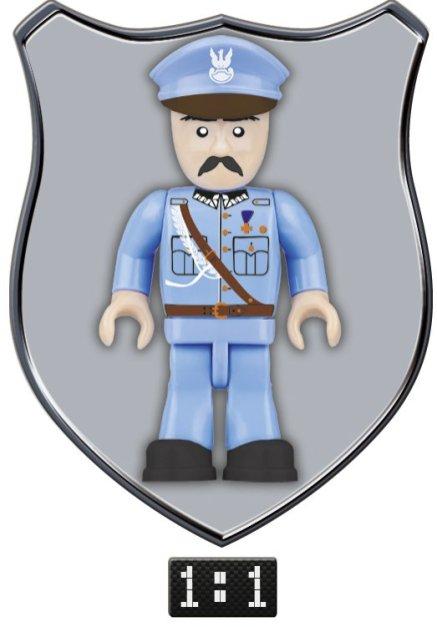 COBI WWI Polish Independence Set (2980) Officer