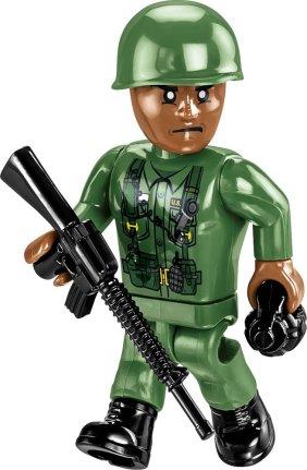 COBI Buldog Soldier(2239)