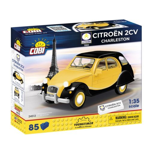 COBI Citroen 2VC Charleston Set (24512)