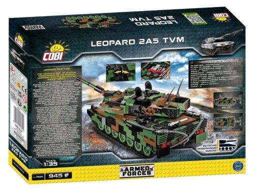 COBI Leopard 2A5 TVM Set (2620) USA
