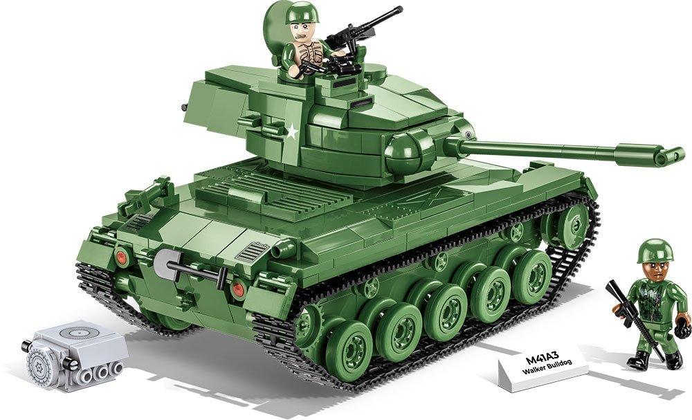 COBI M41A3 Buldog Set (2239) Amazon