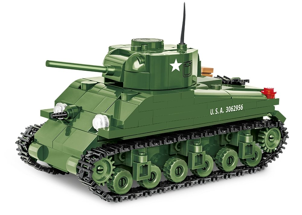COBI Sherman M4A1 1_48 Set (2708) Best Price