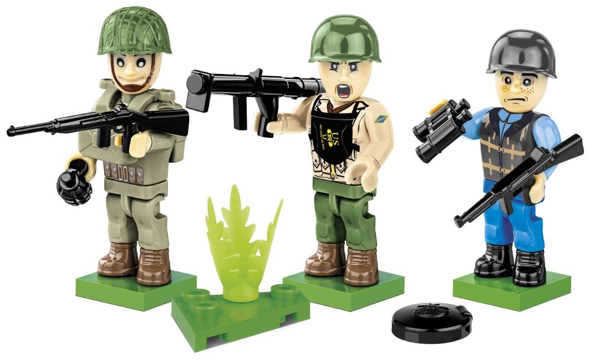 COBI D-Day Figure Set (2048) Amazon