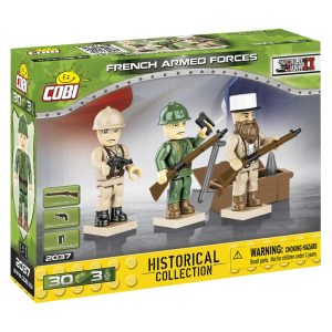 COBI French Armed Forces Figure Set (2037)