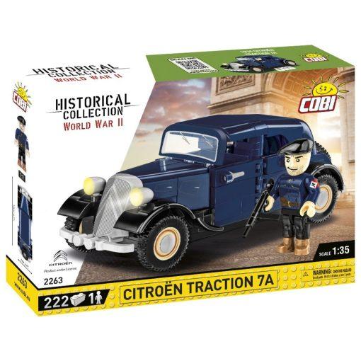 COBI 1934 Citroen Traction 7A (2263)
