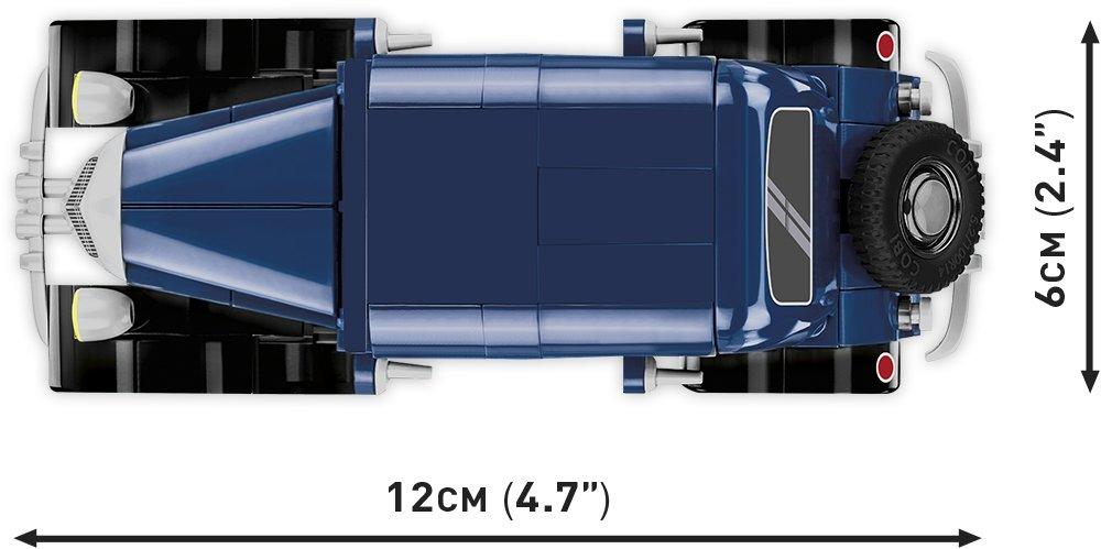 COBI 2263 Length