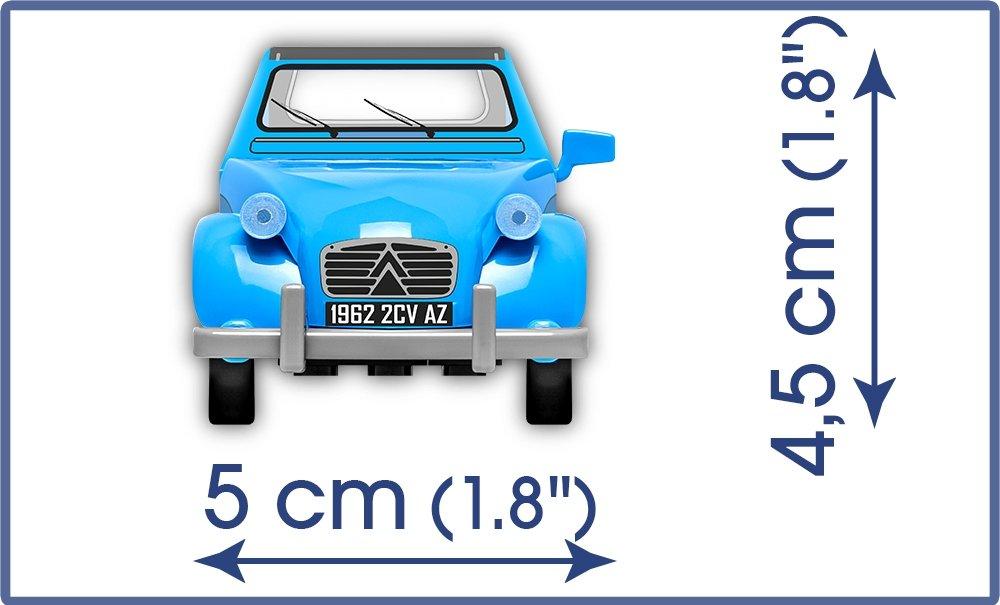 COBI Citroen 2CW Type AZ Scale