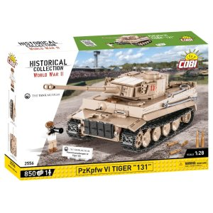 Cobi Tiger 131 Tank Set (2556)