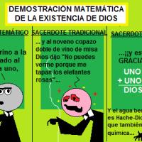 DIOS Y LAS MATEMÁTICAS