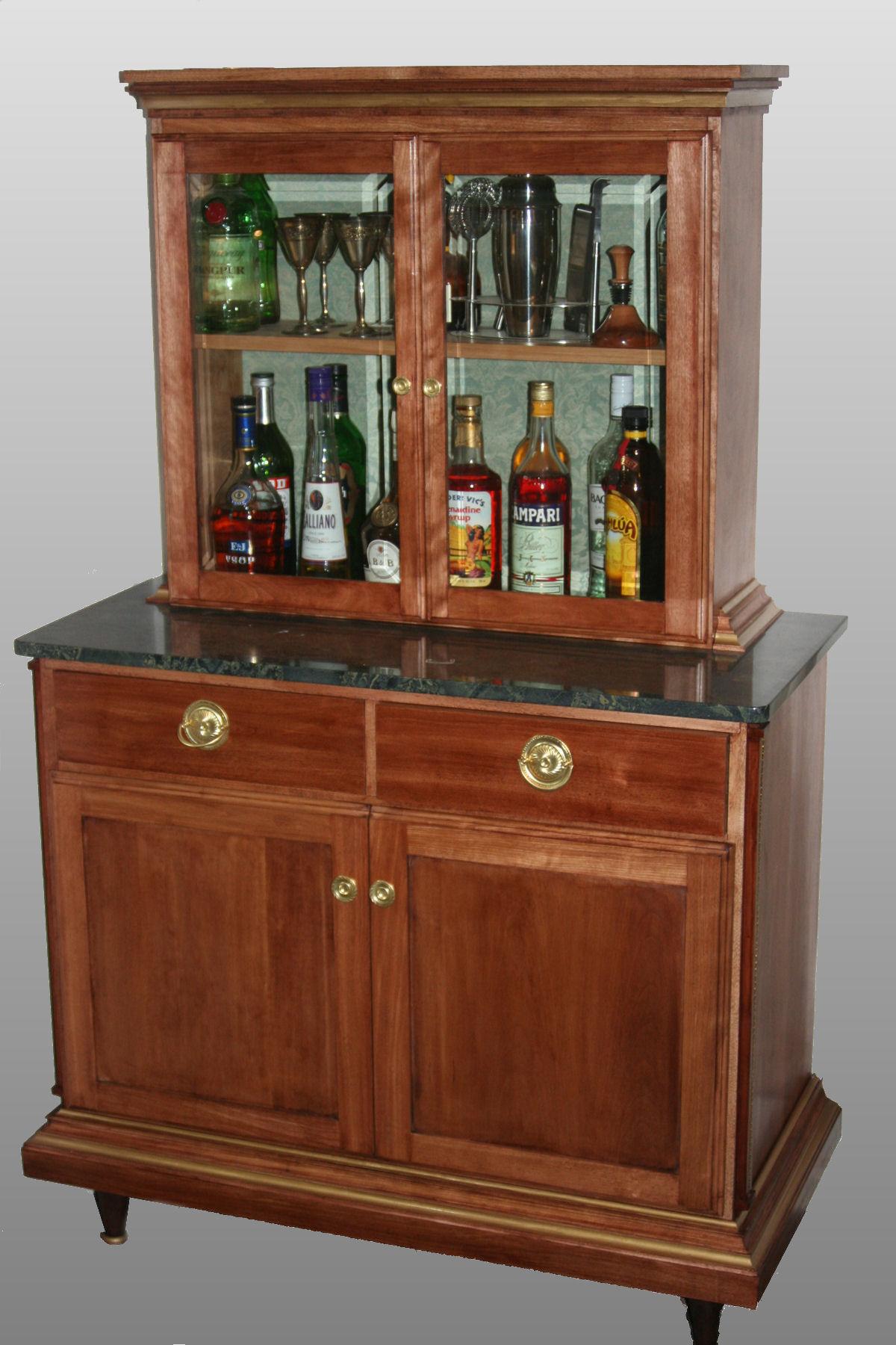 Empire Liquor Cabinet