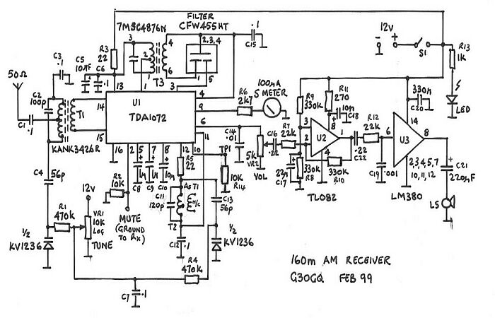 Circuit Test Electronics Os-2025 Service Manual