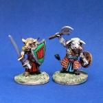 Splintered Light fantasy minotaurs