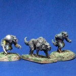 15mm Armies of Arcana Wolfen Pack