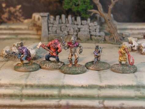 Khurasan Mutants