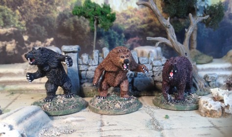 Copplestone Bears