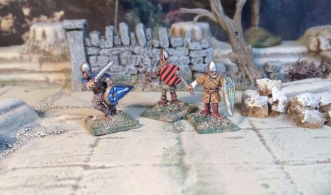 Normans Splintered Light Miniatures fantasy Dungeon adventurers