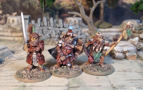 Splintered Light Miniatures Bugbears by Bob Olley