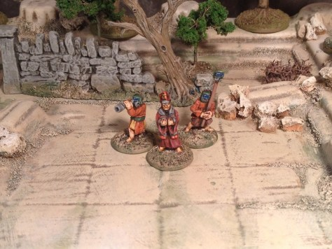 15mm Post Apocalyptic Survivors Cultists