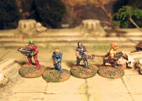 Crtical Mass Games 15mm scifi mercenaries