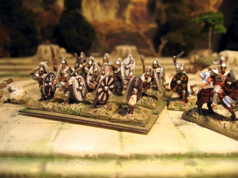 15mm Arthurian Dark Ages Splintered Light Miniatures
