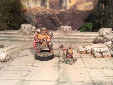 Talisman Board Game in 15mm