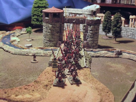 15mm Demonworld Human Heavy Cavalry Masters of the Order