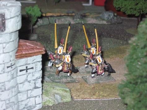 15mm fantasy human cavalry