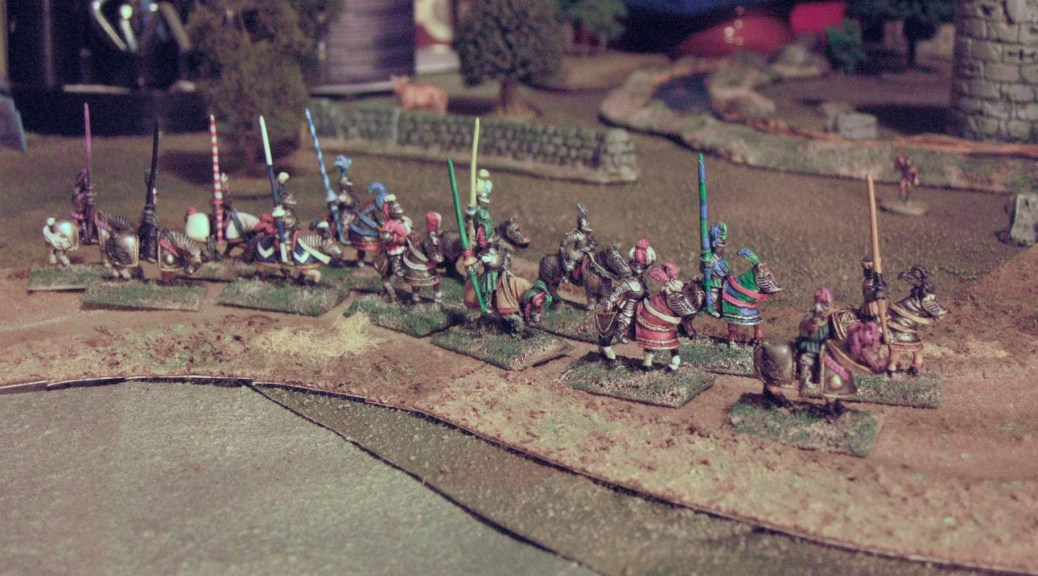 15mm historical cavalry knights