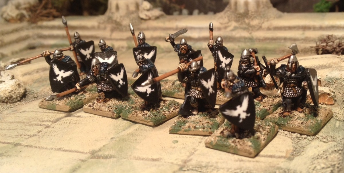 Game of Thrones: 15mm Night's Watch