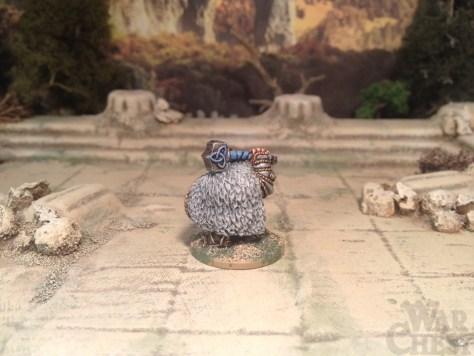 Oathsworn 28mm Dwarf