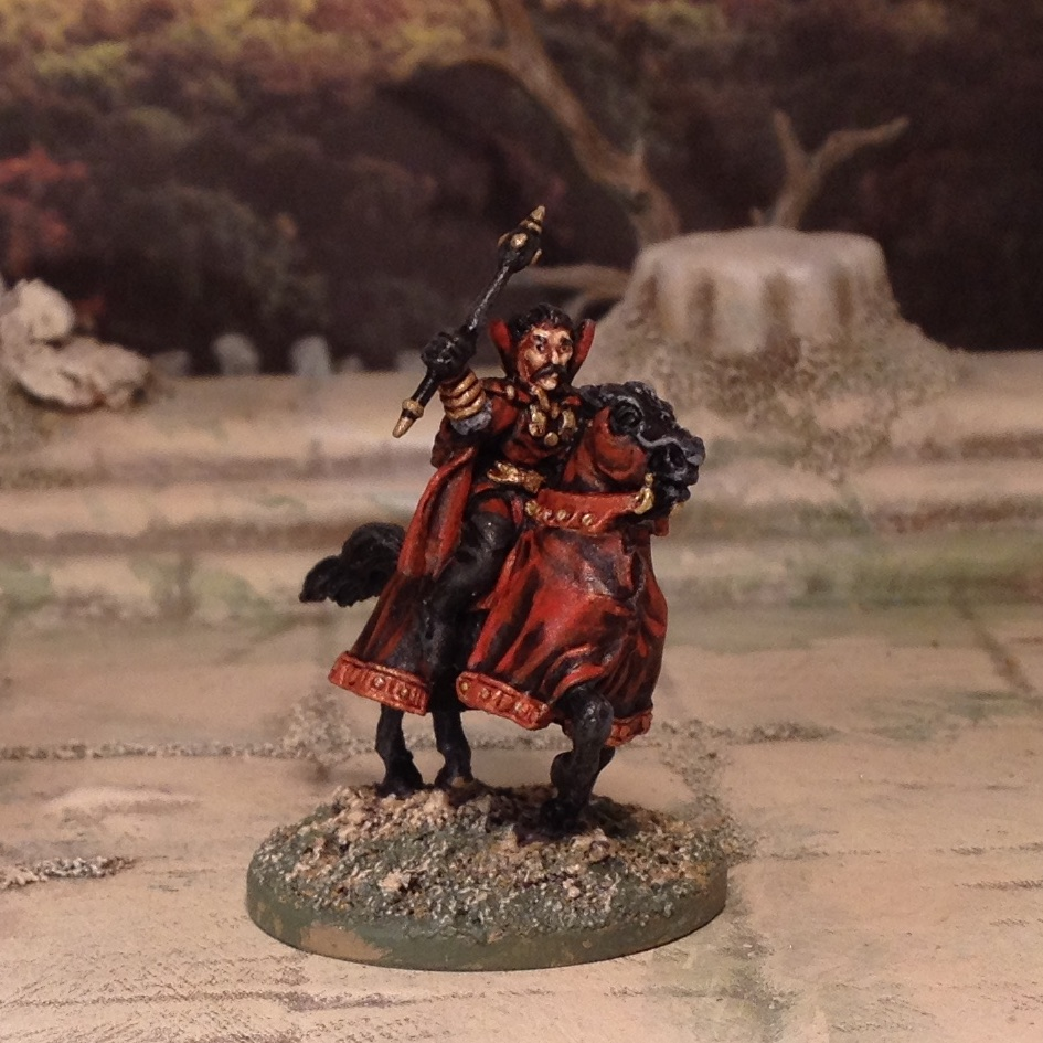 "Mini Update: 15mm Vlad the ""Unknown"" Vampire Lord"