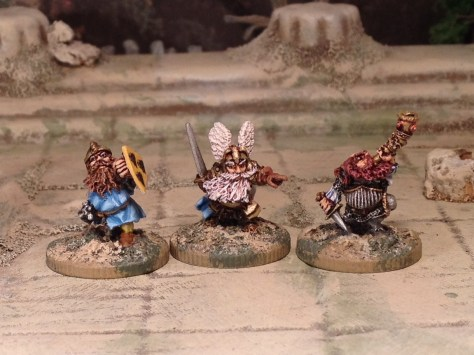 15mm Ral Partha Demonworld Fantasy Dwarfs