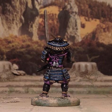 Clan Wars AEG Minitures 28mm Samurai Oriental Fantasy